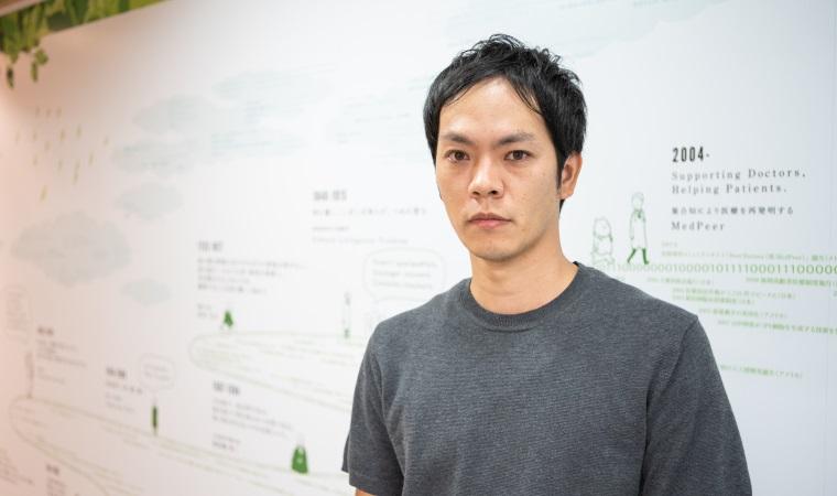 メドピア 田中賢三
